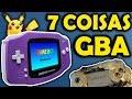 7 Coisas sobre o Gameboy Advance Curiosidades de Consoles