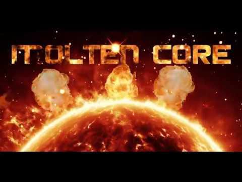 SENSE OF FEAR - Molten Core (OFFICIAL LYRIC VIDEO)