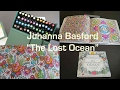 The Lost Ocean by Johanna Basford | COMPLETED