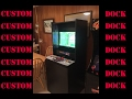 Pandoras Box 4S Custom Dock/Arcade Cabinet