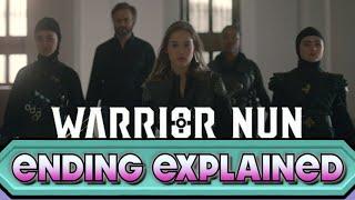 Warrior Nun Netflix Ending Explained