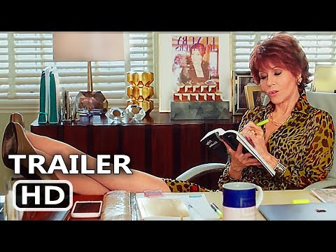 BOOK CLUB  2018 Jane Fonda, Mary Steenburgen Comedy Movie