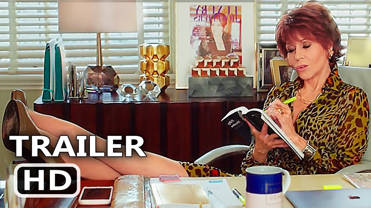 Book Club Trailer 2018 Jane Fonda Mary Steenburgen Comedy Movie
