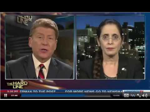 MK. Dr. Anat Berko on Newsmax TV - 20.05.16