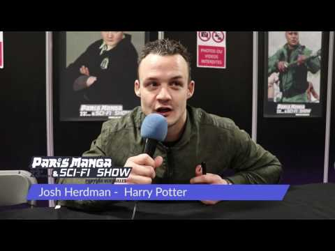 Josh Herdman  Harry Potter à Paris Manga & SciFi  23
