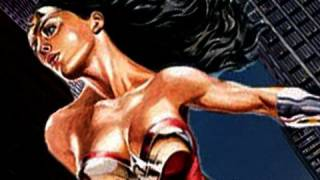 who is the hottest comic book girl