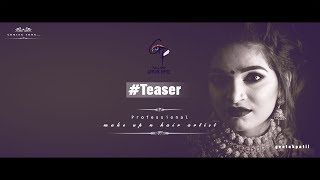 #teaser || Geetak patil makeovers || indian makeup n hair artist