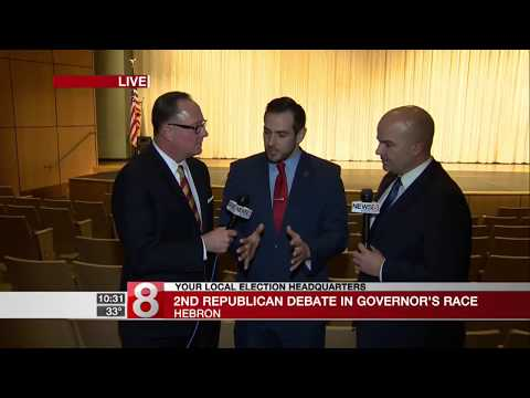 Post-Debate Statement by Connecticut Republican Chairman J.R. Romano on (CT GOP)
