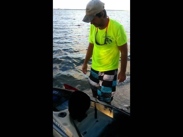 Emotion Mojo Angler kayak review