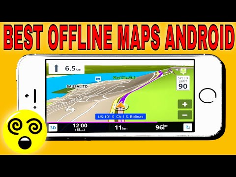 BEST OFFLINE MAPS FOR ANDROID 2020