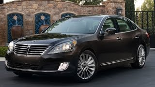 2016 Hyundai Equus Ultimate Start Up and Review 5.0 L V8 смотреть