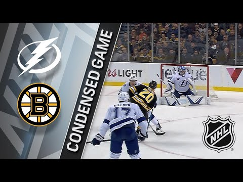 11/29/17 Condensed Game: Lightning @ Bruins