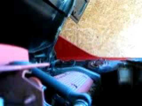 1988 Fiero Coupe Quad 4 startup