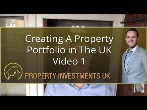 Creating A Property Portfolio in The UK - Buy To Let Deal Walkthrough - Video 1