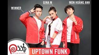 NGHỆ SĨ THỬ TÀI P336 TẬP 14|WINNER- GINA M - MON HOÀNG ANH: Uptown Fun - Mark Ronson ft. Bruno Mars