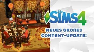 Neues Asia-Update für Die Sims 4 | Short-News | sims-blog.de