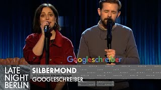 Silbermond singt neue GOOGLESongs  Late Night Berlin  ProSieben