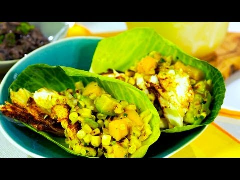 Gluten Free Fish Tacos - Gluten Free With Alex T