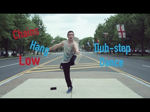 Chains Hang Low||Dubstep Dance