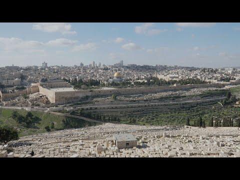 Jerusalém, Cidade Santa - 2019