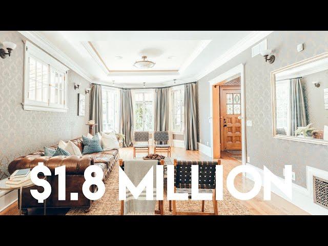 Inside a $1.8 Million Historic Mansion in Capitol Hill | w/ #denverdyllan