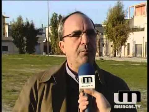 RISTRUTTURAZIONE DELL'AREA EX CAMPO SPORTIVO IN MESSAGNE