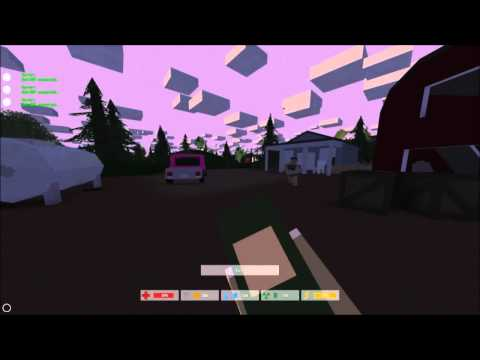 Unturned Team 389 Special With Kylern389 - Part 1