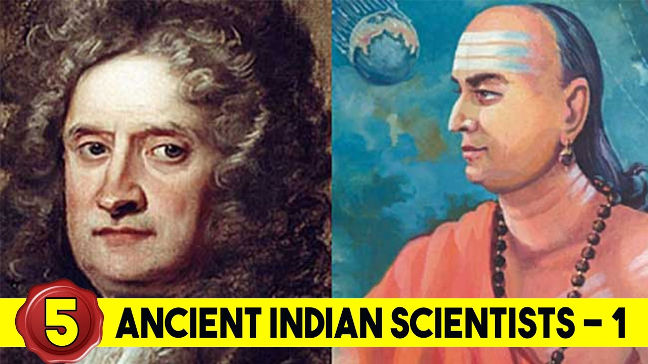 5 - Ancient Indian Scientists Part 1- Astronomers and ...