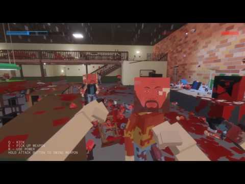 Lets play Paint The Town Red #[1] Der Schlägerei Simulator