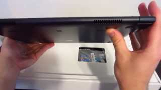 Unboxing Samsung ATIV Book 9 NP900X3G 13.3