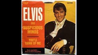 Elvis Presley - Suspicious Minds - 10 Hours