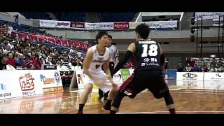 makoto hiejima offense highlights 2016 17 part1 12 6ppg 3 2rpg 3 0apg 447 3pfg