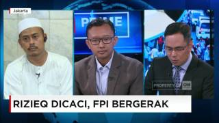 Rizieq Shihab Dicaci FPI Bergerak Kasus Persekusi Solok dan Cipinang Muara