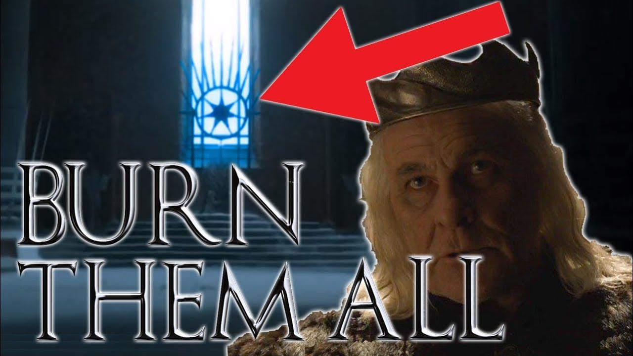 Final Shocking Twist Revealed    Game of Thrones Season 20 Theory