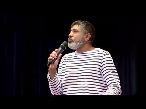 Robots éthiques, la robotique au service des gens et de la planète | Ramesh CAUSSY | TEDxRéunion
