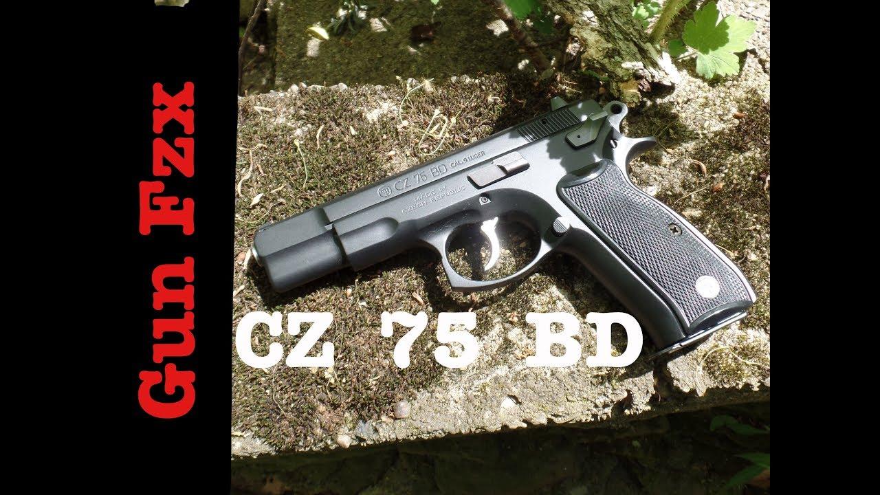 CZ 75 BD Review