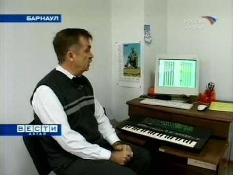 Russian TV about Soft Mozart (Barnaul)