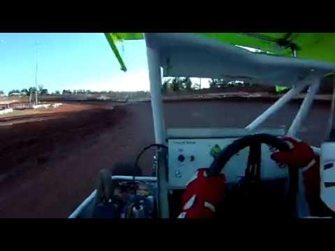 Jack in car Heat Race Halloween Havoc Gator Motorplex Willi