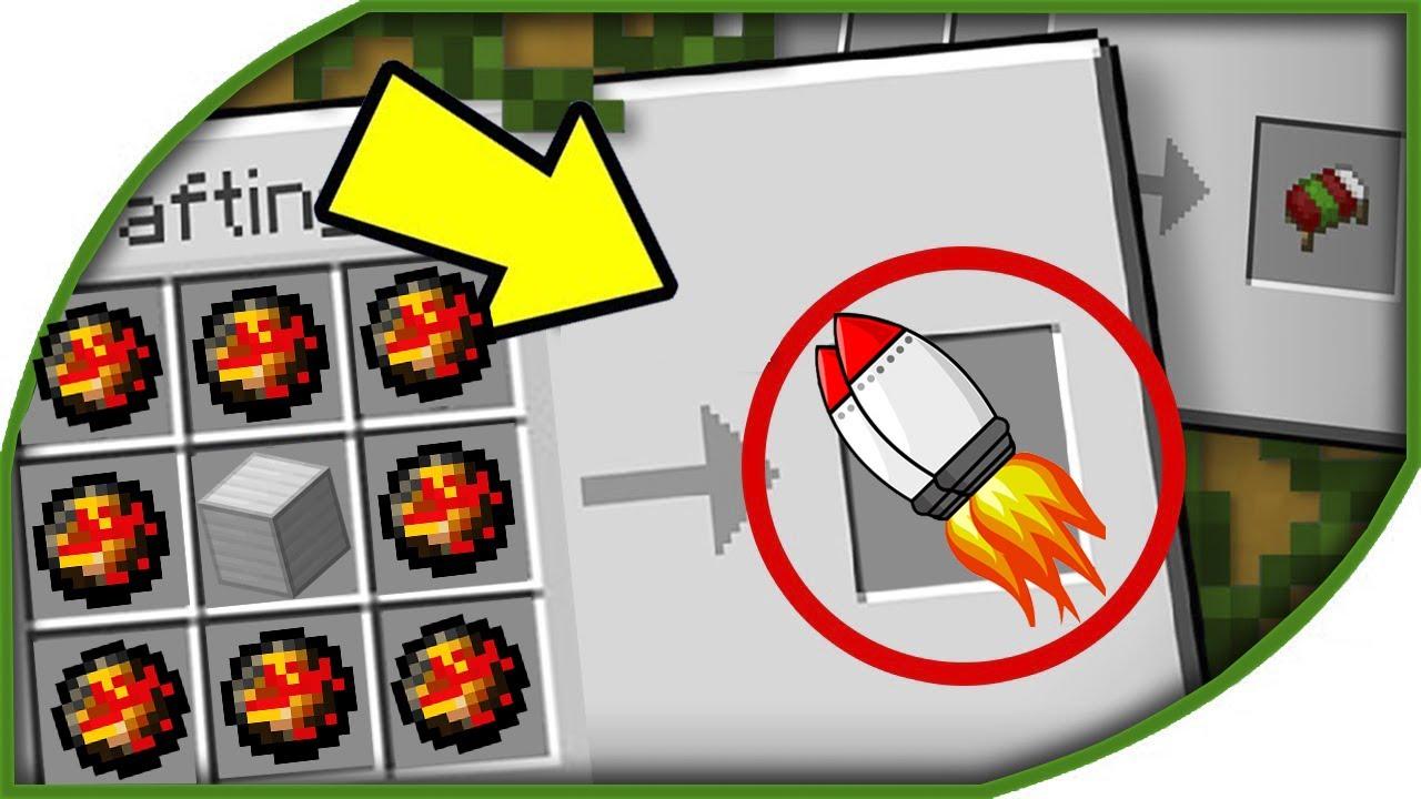 ♕ Minecraft: JETPACK Yapımı (Modsuz)