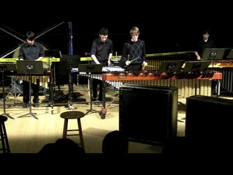 Ringtone Medley (mallet percussion/drumset) - THUD