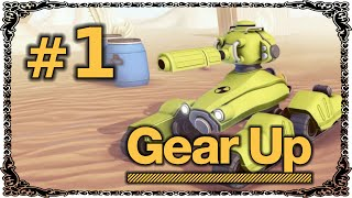 GearUp - Episode 1 (Finding our Bearings)