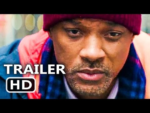 Collateral Beauty Official Trailer #2 (2016) Will Smith Drama Movie HD