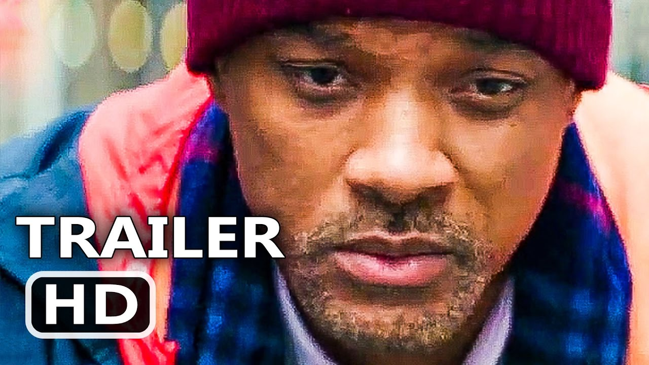 collateral beauty official trailer 2 2016 will smith
