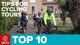 Top 10 Tips For Cycling Tours & Holidays