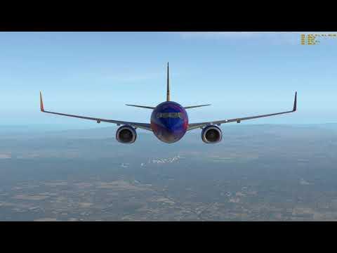 XP11 Las Vegas to Area 51