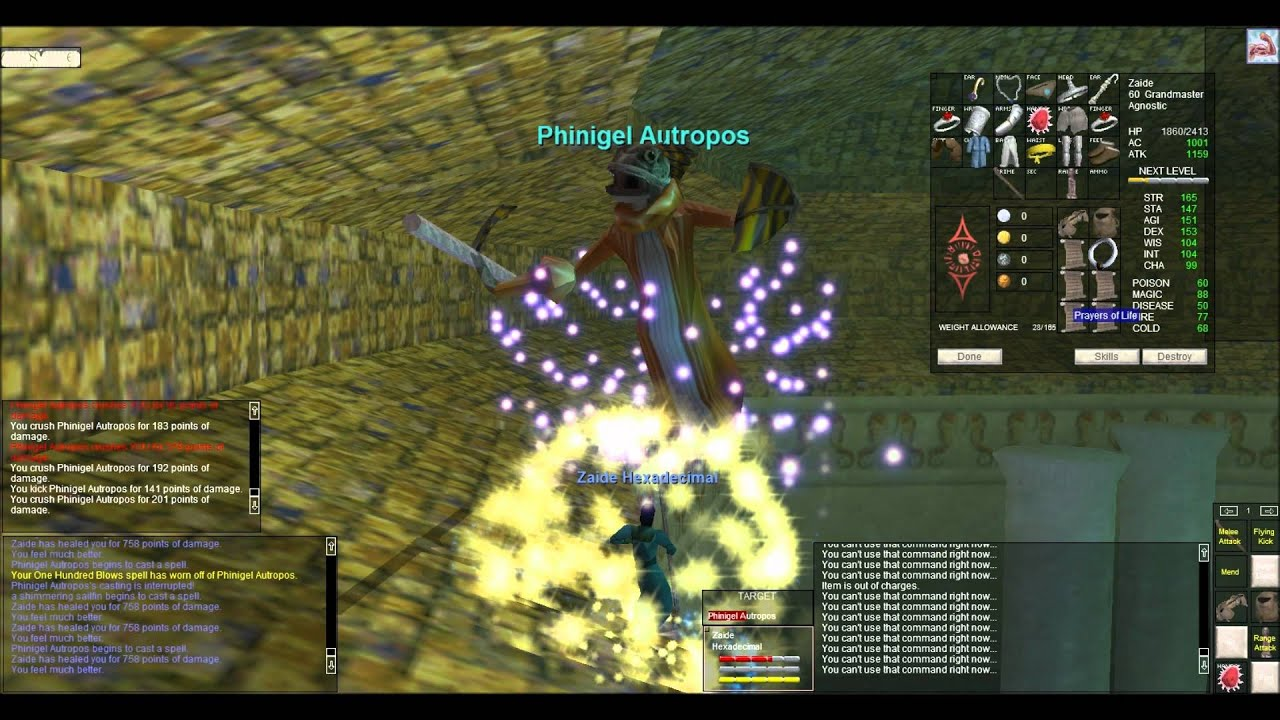Everquest - Phinigel Autropos - Solo