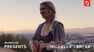 Shutterstock Presents: Artist Series with Michelle Carter