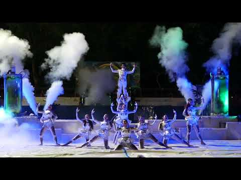 วิทยาลัย CIBA Cheerleader DPU Games 2017