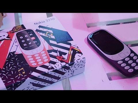 Nokia 3310 (2017) - premiera w Polsce NA ŻYWO prezentacja, test, wrażenia