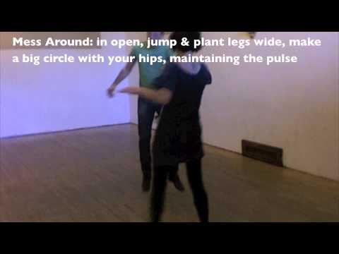 Swing 1: Intro to 6-count Swing with Rhythm City Productions
